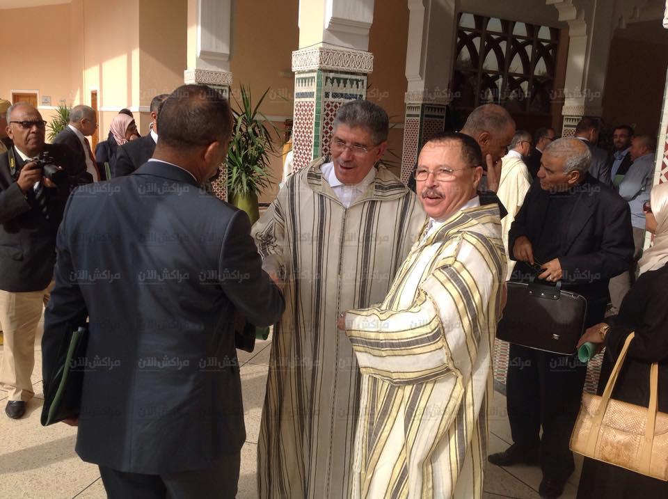انتخاب التويزي رئيسا للمجلس البلدي ايت اورير باقليم الحوز