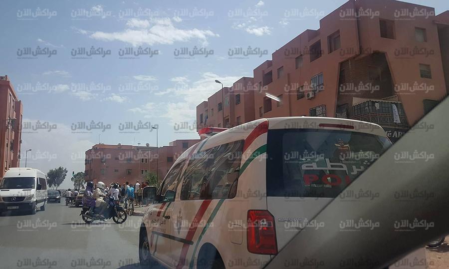 حصري.. أمن مراكش يحجز رصاصة تم العثور عليها بحي المحاميد 7
