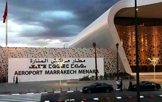 مطار المنارة الدولي لمراكش.. انخفاض حركة النقل الجوي متم أكتوبر الماضي بـ73,36 %