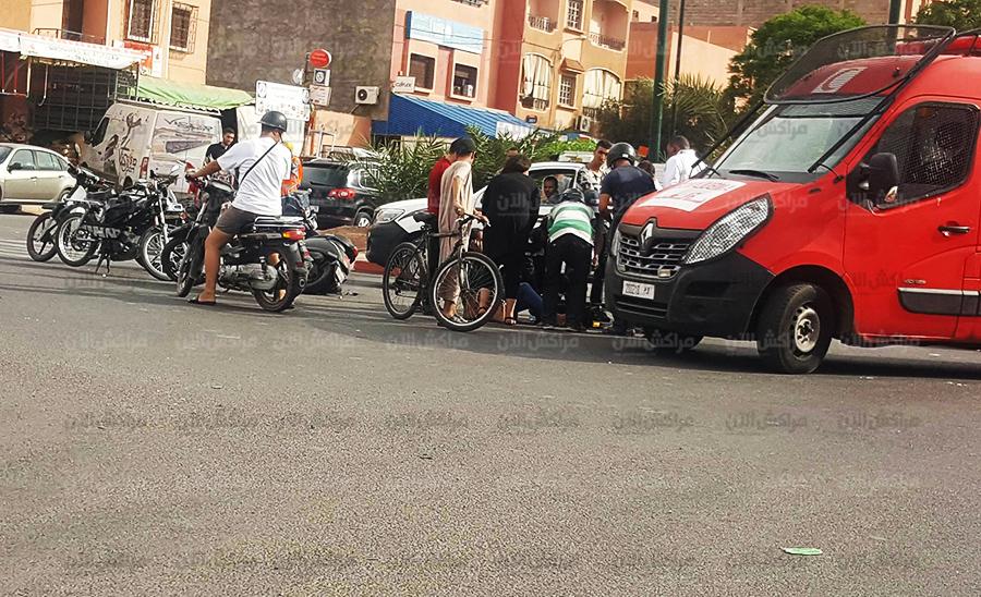 عاجل.. مصرع سائق دراجة نارية بعدما دهسته شاحنة وسط مدينة شيشاوة