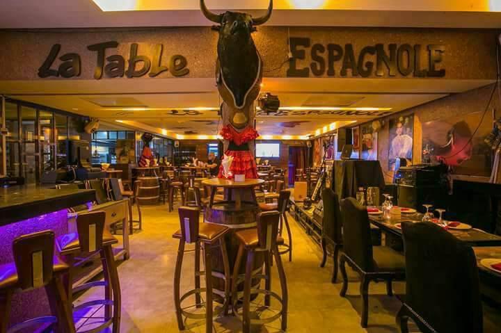 """المطعم الراقي """"la table espagnole"""" يحتفل بعامه الاول بمراكش +صور"""