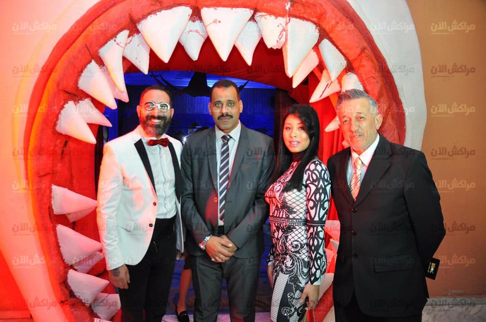 """بالصور.. فندق """"سفواي"""" مراكش ينظم حفلا ساهرا ليلة رأس السنة بحضور مشاهير ونجوم"""