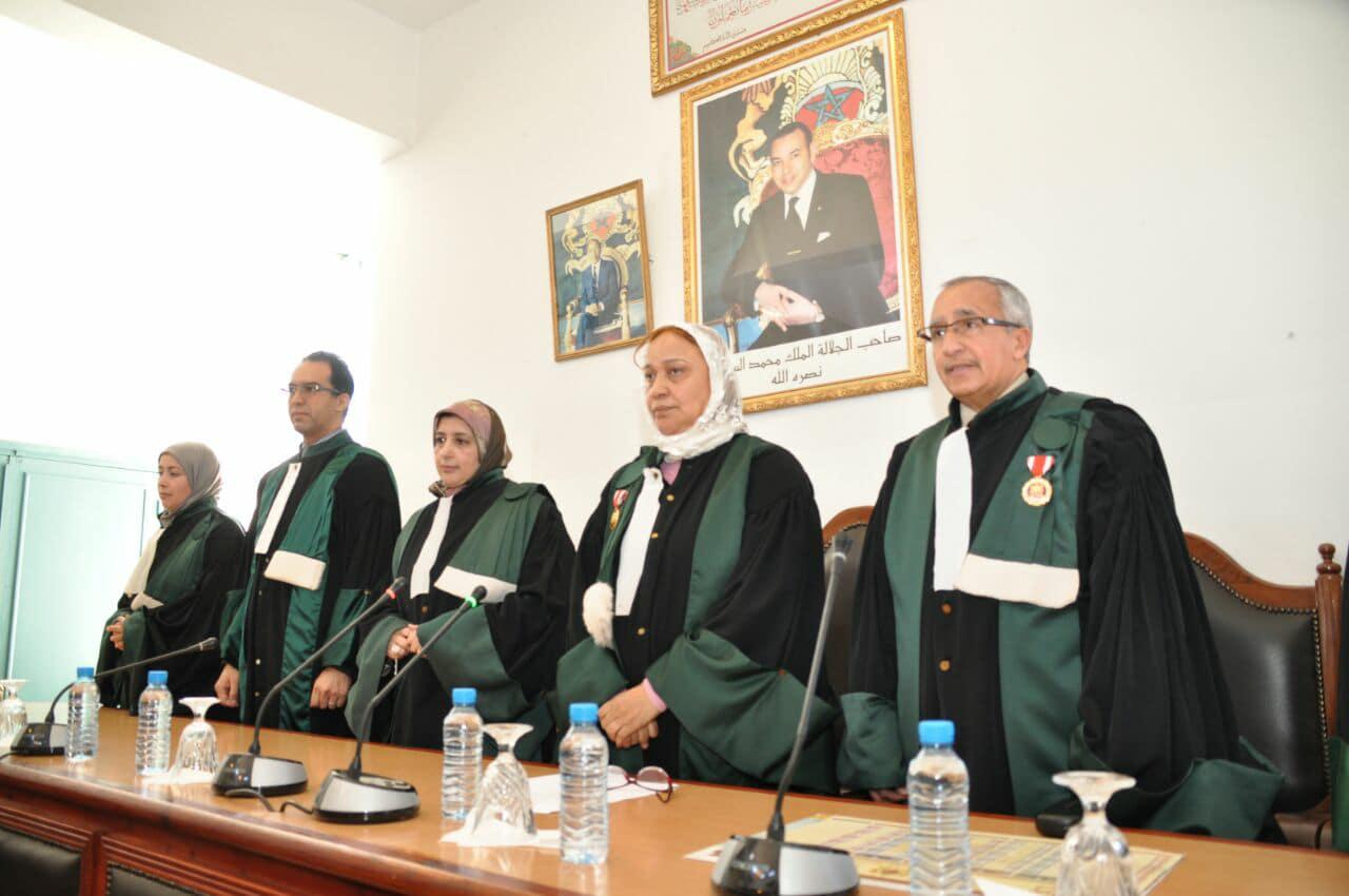 بالصور.. المحكمة الادارية بمراكش تحتفي بانطلاق السنة القضائية 2018