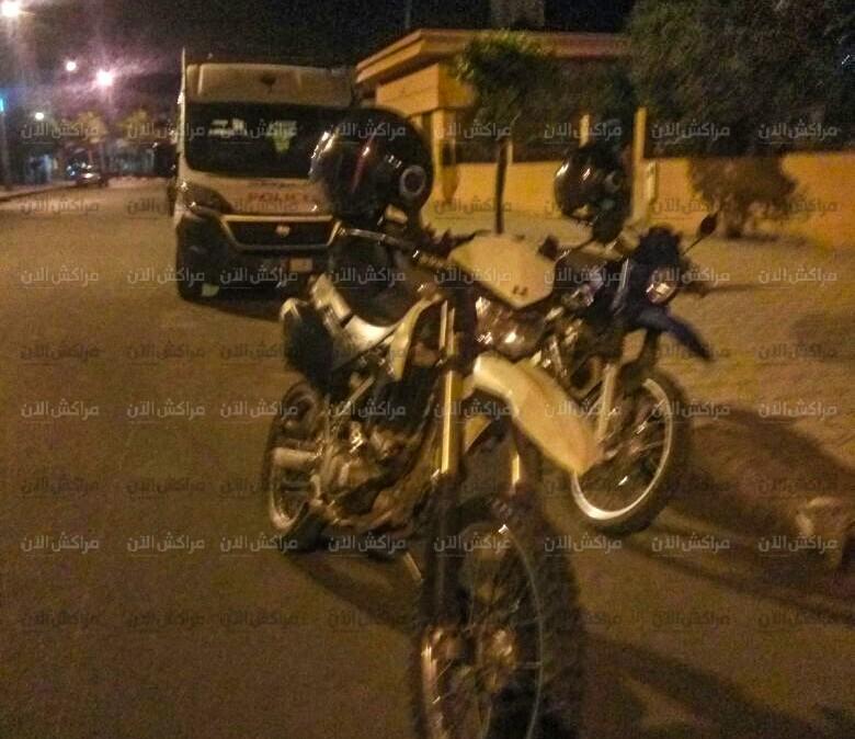 """عاجل.. أمن مراكش يعتقل """"المقص"""" المتورط في محاولة قتل غريمه بحي المسيرة +صور"""