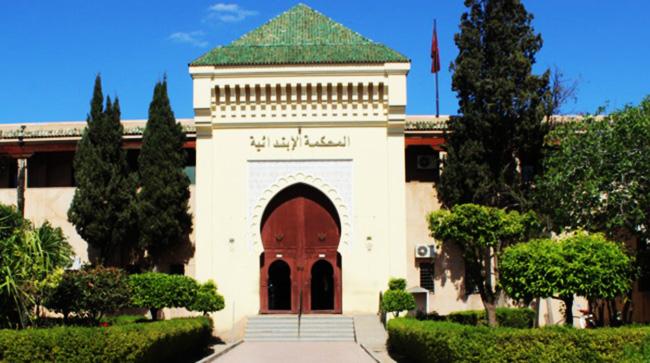"""مصالح الامن تحيل مروجا لمسكر """"ماحيا"""" على ابتدائية مراكش"""