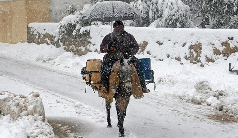 نشرة خاصة.. تساقطات ثلجية وطقس بارد وزخات رعدية قوية من الأربعاء إلى السبت بعدد من مناطق المملكة
