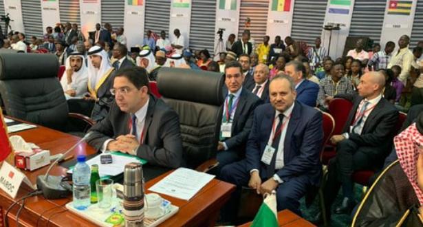قمة سيدياو.. مباحثات مكثفة للوفد المغربي بواغادوغوØ« عنه