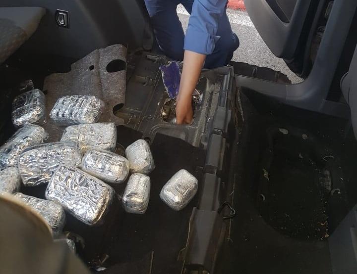 """درك آسفي يعتقل أربعة أشخاص أحدهم """"روشيرشي"""" ويحجز 30 كلغ من الحشيش"""