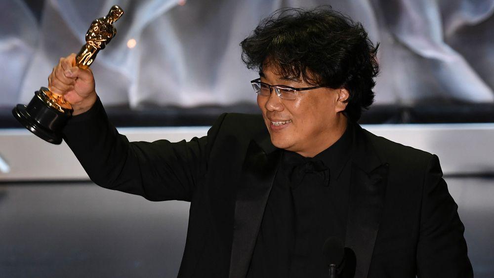 """حفل الأوسكار 2020: فيلم """"باراسايت"""" الكوري الجنوبي يحصد أربع جوائز"""