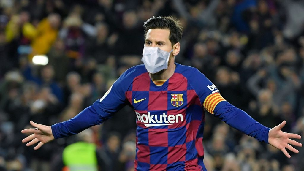 في ظل أزمة كورونا.. نادي برشلونة يعلن خفض الرواتب