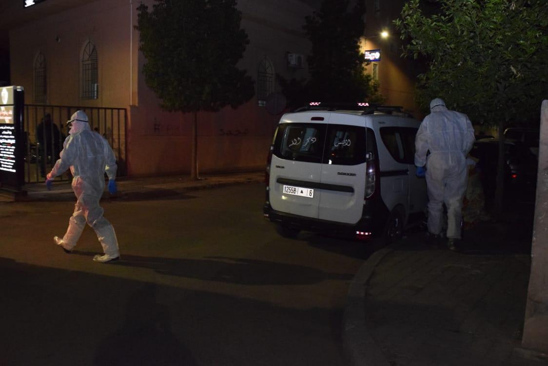 الرحامنة.. وضع 38 شخصا من اقارب السيدة المصابة بفيروس كورونا ببنجرير تحت الحجر الصحي المنزلي المراقب