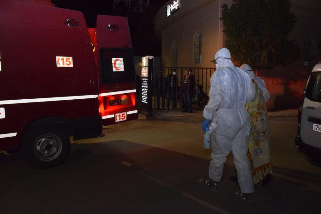 الرحامنة.. تسجيل اول حالة اصابة بفيروس كورونا ببنجرير ونقل السيدة المصابة الى مراكش
