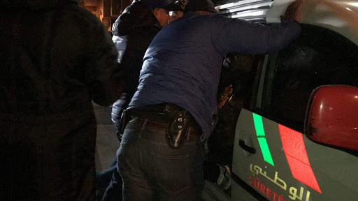 """اعتقال """"كوبل"""" متلبسين بحيازة كمية من أقراص """"ريفوتريل"""" بمدخل فاس"""