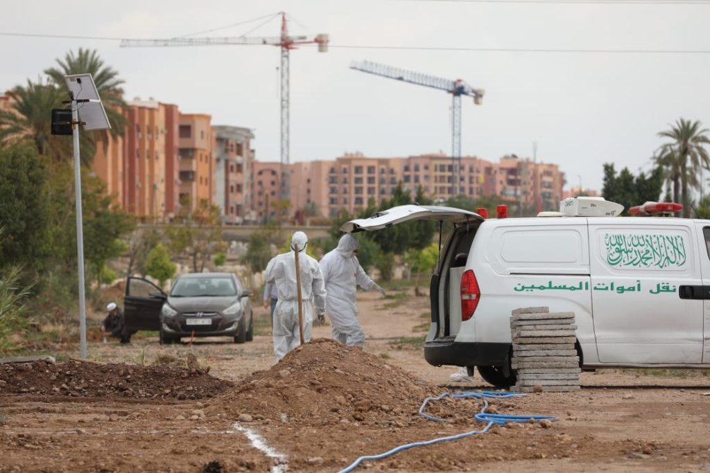 عاجل.. تسجيل حالة وفاة جديدة بفيروس كورونا مما يرفع عدد الوفيات الى 40 مصابا بالمغرب