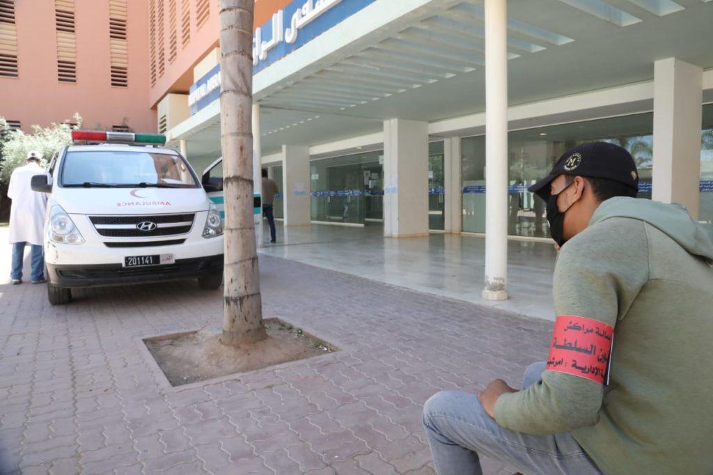 تعافي 400 مصابا بفيروس كورونا بمستشفى الرازي بمراكش