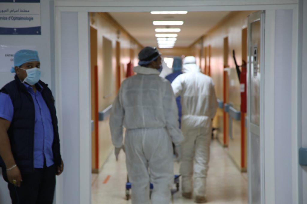 خلال 16 ساعة.. تسجيل 32 حالة اصابة جديدة بفيروس كورونا بجهة مراكش اسفي