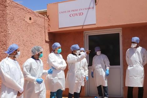 بالمغرب.. تسجيل 99 إصابة بكورونا خلال 24 ساعة الاخيرة واجمالي المصابين يصل الى 7532 شخصا