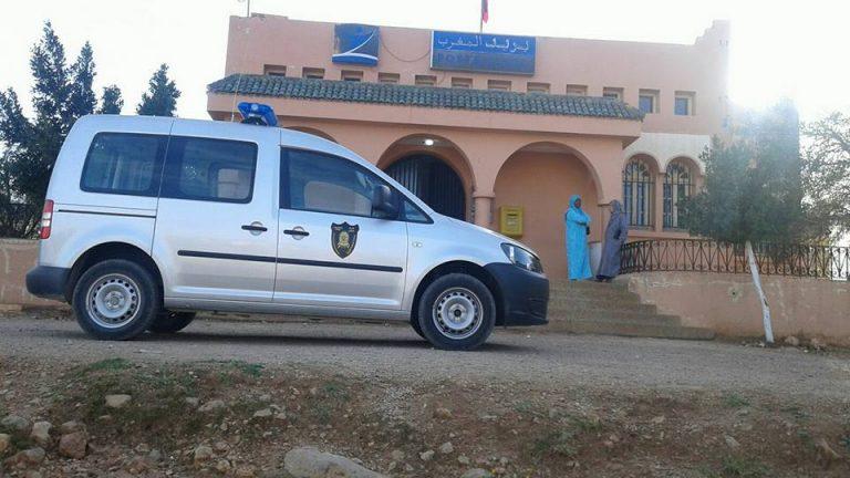 درك سيدي عبد الله غياث يعتقل لصا خطيرا قبل احالته على المحكمة بمراكش