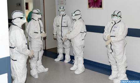 الفحوصات المخبرية تبعد فيروس كورونا عن سيدة من بلدية أمزميز