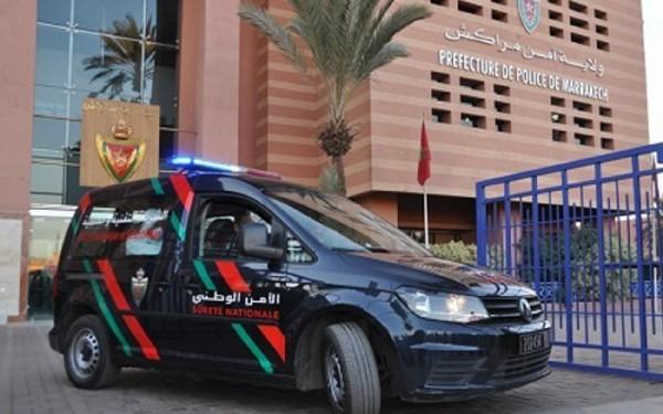 امن مراكش يطيح بمروجين للمخدرات