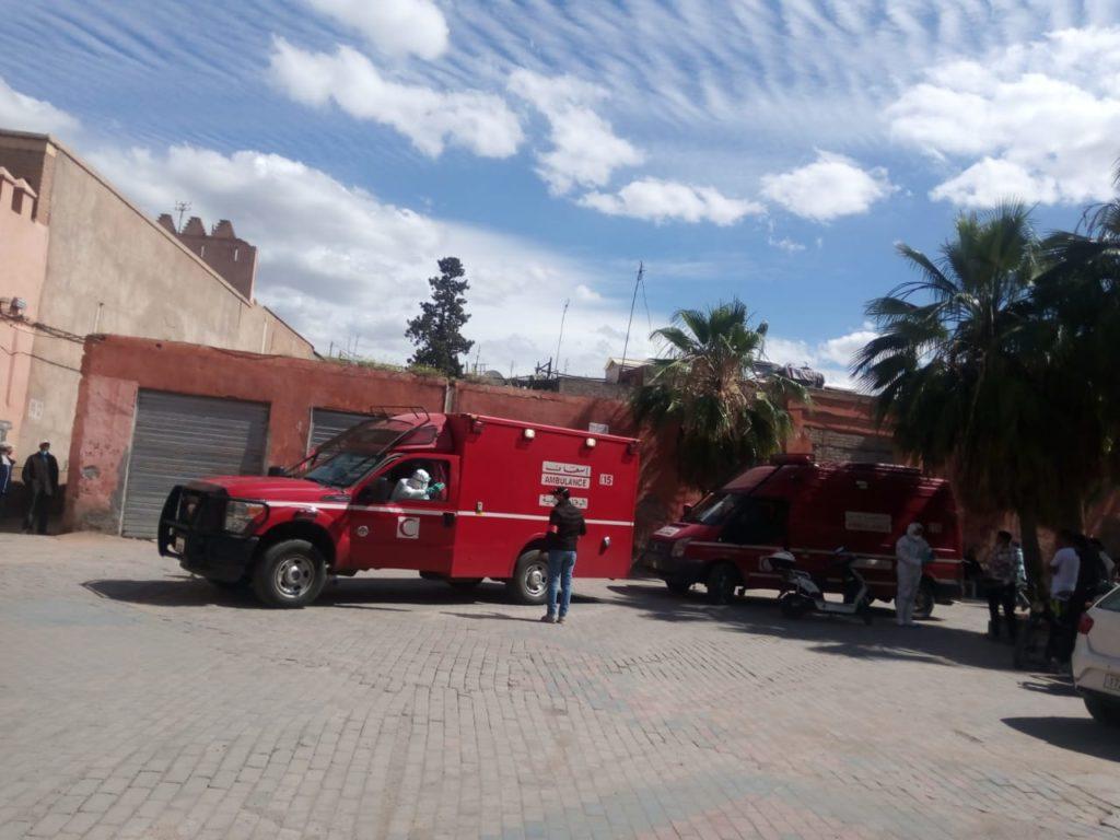عاجل.. تسجيل حالتين جديدتين بكورونا بجماعة الدزوز قلعة السراغنة وتعافي 27 شخص من أصل 31 مريض
