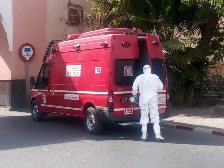 فيروس كورونا يصيب موظفة جماعية رابعة بالملحقة الادارية امرشيش بمراكش
