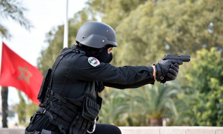 استعمال السلاح لتوقيف شخص متورط في سرقة سيارة بمكناس