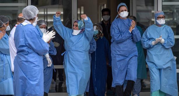تسجيل 71 حالة شفاء من فيروس كورونا يرفع حالات التعافي وطنيا الى 4774 حالة