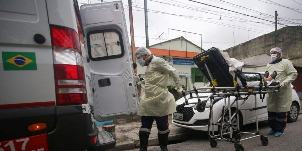 البرازيل.. وباء كورونا يحدث انقساما في صفوف الطبقة السياسية