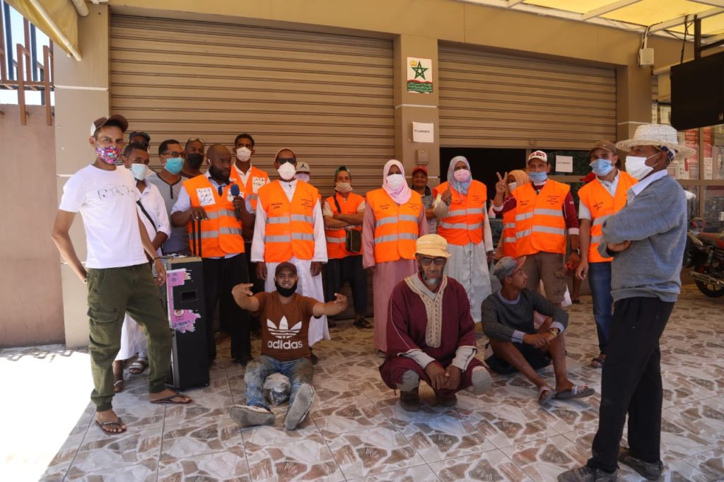 فيديو.. تجار سوق الخير بالدوديات يطالبون مسؤولي مراكش بالاسراع بفتح السوق الجديد وإنصاف بعض المقصيين