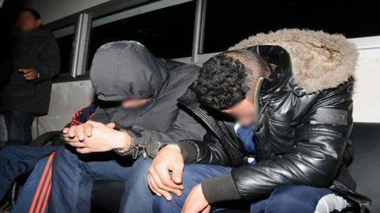 امن مراكش يوقف شخصين قاما بسرقة محل تجاري