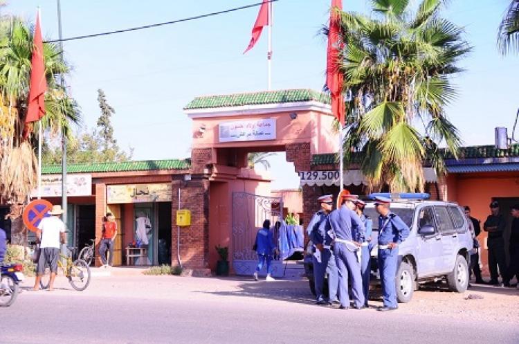 السلطات المحلية باولاد حسون تنجح في حماية الجماعة الترابية من فيروس كورونا