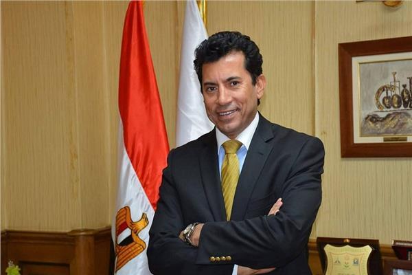 وزير الرياضة المصري: مستعدون لاستضافة نهائي دوري الأبطال