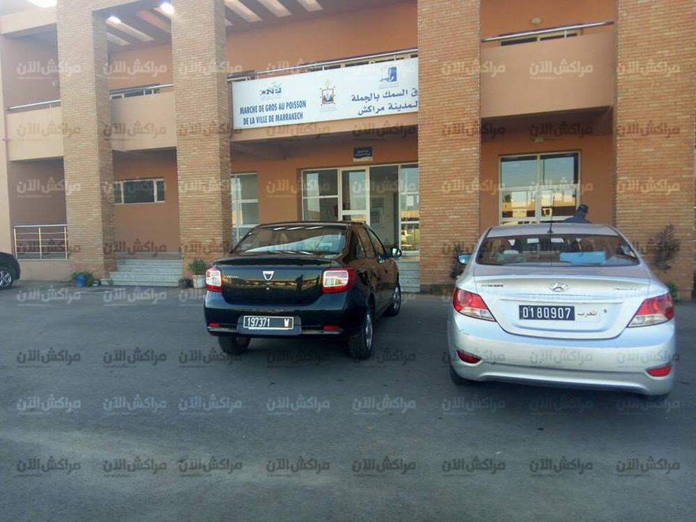 والي مراكش يغلق سوق السمك بالمحاميد تفاديا لتفشي فيروس كورونا