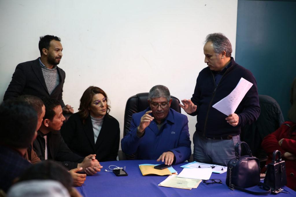 اعادة الانتخابات الجماعية بآيت اورير.. تويزي يقود لائحة البام واخبار عن استقالة الكورش من البيجيدي