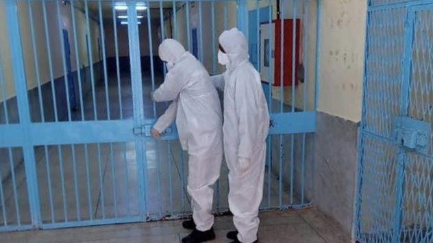 """السجن المحلي """"طنجة 1"""" يكشف حيثيات إصابة 20 سجينا بفيروس كورونا المستجد"""