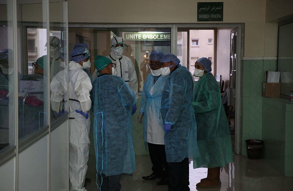 عاجل.. جهة مراكش ـ آسفي تسجل 354 حالة مؤكدة بفيروس كورونا خلال 24 ساعة الاخيرة
