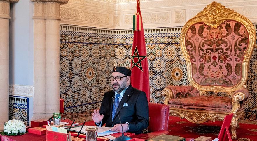 الملك محمد السادس يترأس مجلسا وزاريا ويعين محموعة من السفراء الجدد