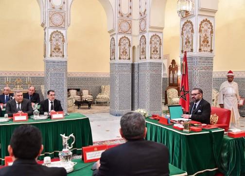 الملك محمد السادس يترأس مجلسا وزاريا وهذه مخرجاته
