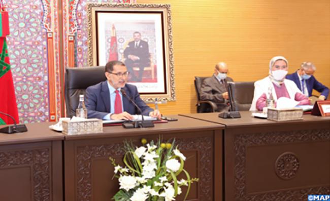 انعقاد الاجتماع الثامن للجنة الوزارية لشؤون المغاربة المقيمين بالخارج وشؤون الهجرة