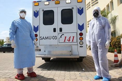 اقليم الحوز.. تأكيد إصابة شخص ووالدته من جماعة تمزوزت بفيروس كورونا المستجد