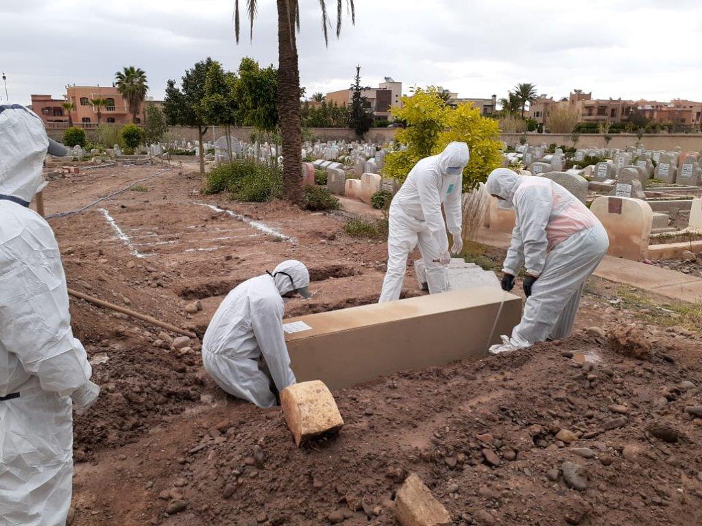 جديد الحالة الوبائية بجهة مراكش – آسفي.. ثلاث وفيات وارتفاع في عدد الاصابات والحالات النشطة والخطرة