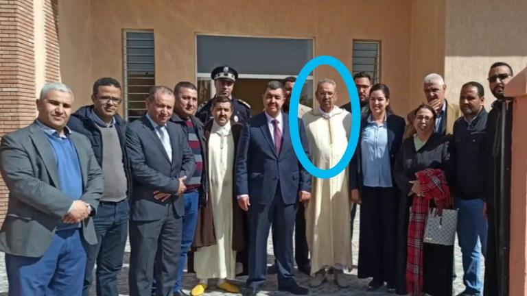 """قيدوم السياسيين عبد النبي باجي: """"سجلنا رفضنا لدى رئيس المجلس الجماعي لشيشاوة أمام أي ترخيص لمحلات بيع الخمور بالمدينة"""""""