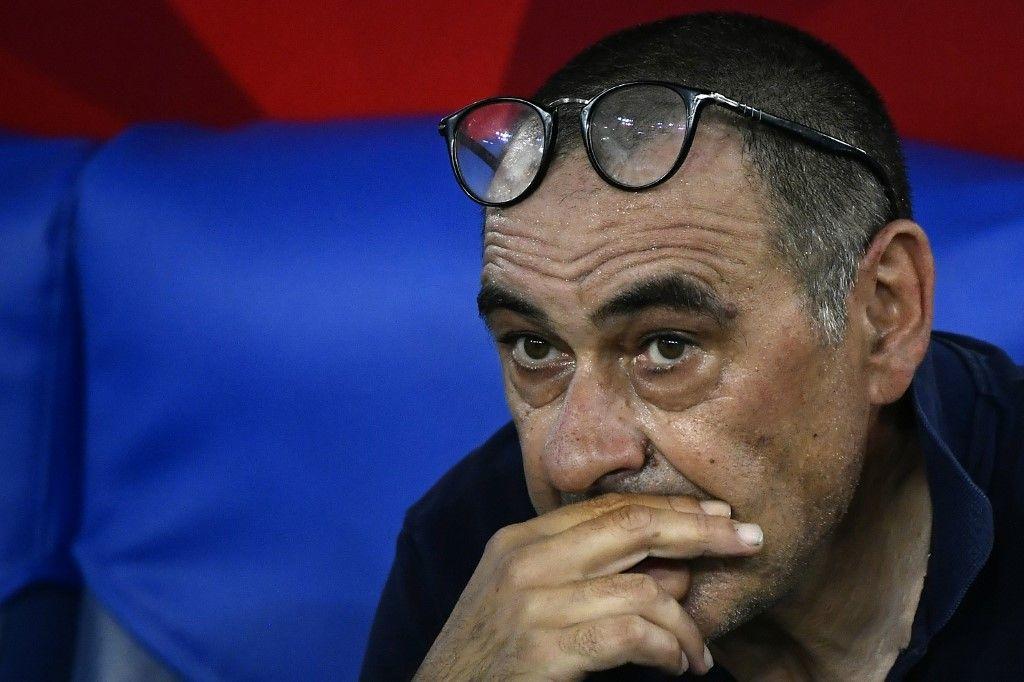 بعد خروجه من دوري ابطال اوربا.. جوفنتوس يقيل مدربه ماوريسيو ساري