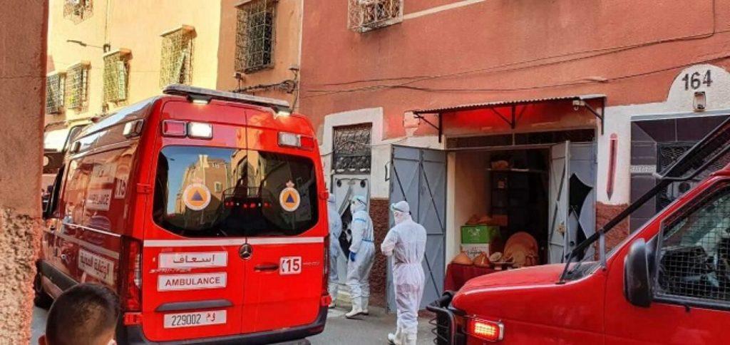 تسجيل 219 حالة اصابة جديدة بفيروس كورونا بجهة مراكش اسفي