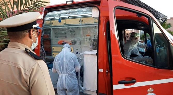 عدوى كورونا تصيب 3254 شخصا بالمغرب وتعافي 2417 مصابا و51 وفاة