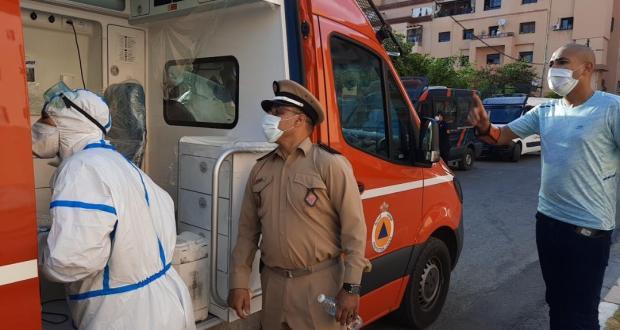 اصابة 4979 شخصا بعدوى كورونا بالمغرب خلال 24 ساعة الاخيرة