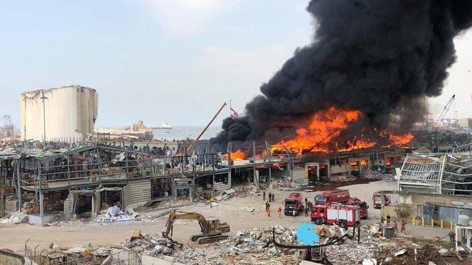 حريق بسوق شعبي في زاكورة يخلف خسائر جسيمة
