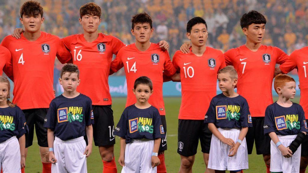 تسجيل 11 إصابة بفيروس كورونا في منتخب كوريا الجنوبية