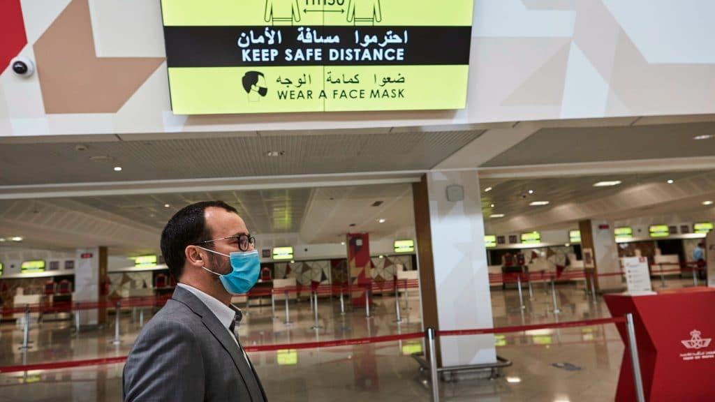 مطارات طنجة تطوان الحسيمة : انخفاض عدد المسافرين ب 67.10 في المائة